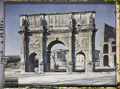 Arc de Constantin.