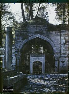 Turquie, Constantinople - Eyoub, Cimetière d'Eyoub - Vieux Turbé