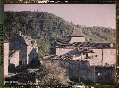 France, Vallée de l'Alzou, Les Gorogolles