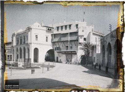 Algérie, Alger, L'Amirauté.L'Amirauté