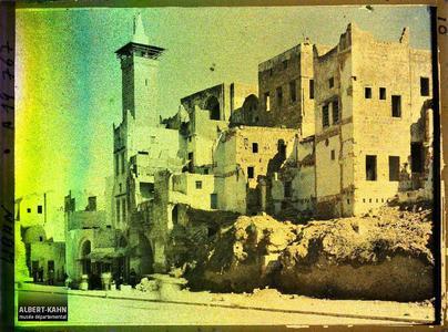 Syrie, Beyrouth, La grande Mosquée. Djami El-Omari, dite aussi la « Grande mosquée »