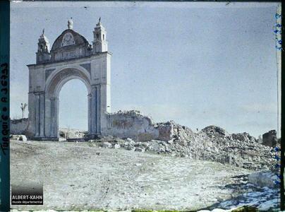 Turquie, Biledjik, Ruines du Konak