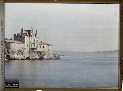 France , L'Estérel, Château de Mandelieu