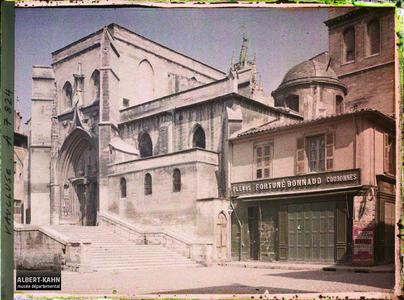 France, Avignon, St Agricol
