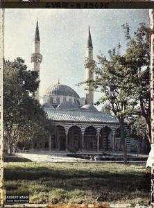 Syrie, Damas, Tekia du Sultan Sélim. La Mosquée. La Tekkiyes es Suleymaniye (mosquée du Sultan Selim)