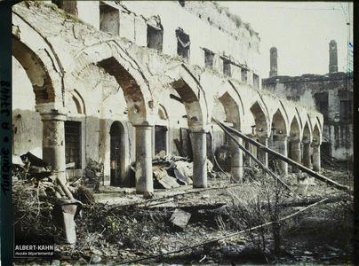 Turquie, Aidin, Médrésé de la Mosquée Djami- Djihan