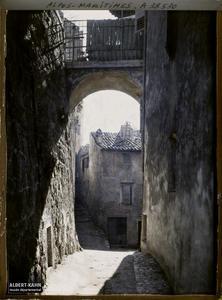 France , Grasse , Rue Vauban
