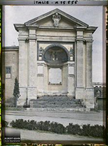 Italie, Rome, Scala Santa.Sanctuaire de la Scala Santa