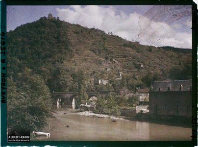 France, Villefranche de Rouergue (Aveyron), L'Aveyron