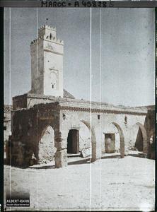 Maroc, Taza, Un coin des Souks. Un coin des souks