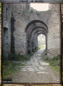 Italie, Rome, La Via Nova.La Via Nova
